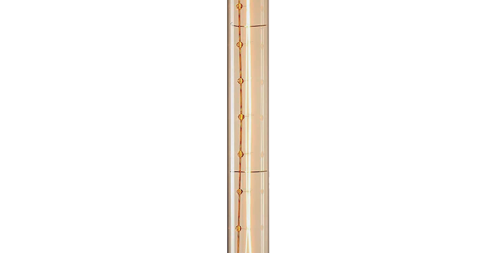 Large Filament Tube Light Bulb