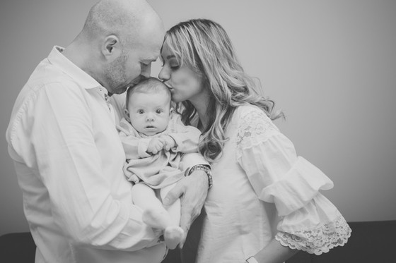 BABY | SARAH'S FIRST CHRISTMAS