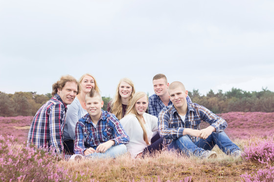 FAMILY | OP DE HEI