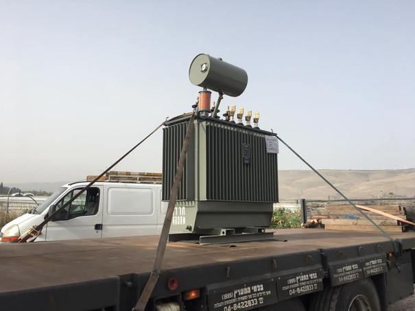 מערכות סולאריות חדשות קיבוץ מסילות אביב 2019
