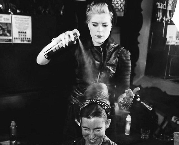 Hillary Doing Hair.jpeg