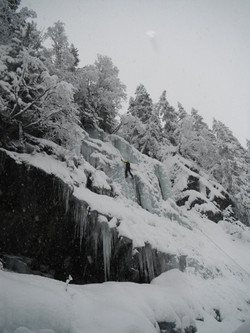 Ice Climbing courses
