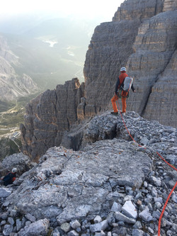 Dolomites - Climbing and Mountaineering