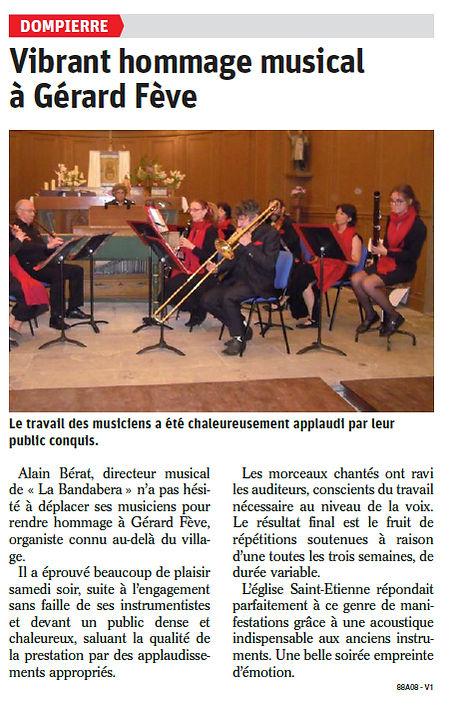 Vosges Matin - mai 2017