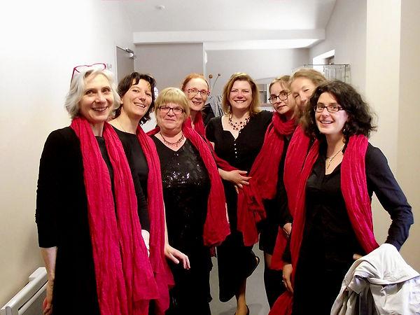 l'instant féminin à Vandoeuvre (54) - 14 mai 2017