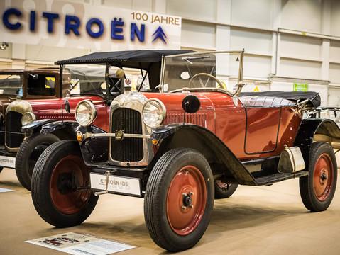 1924   5HP type C2 - Torpédo 2 places