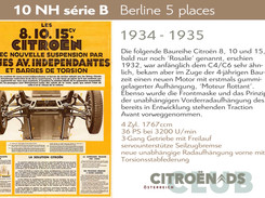 1934 - 1935 | Rosalie 10NH