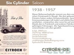 1938 - 1957 | Six Cylinder (Big Six)