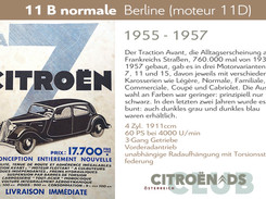 1955 - 1957 | 11B normale
