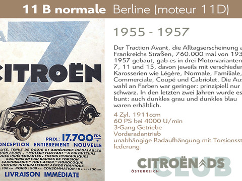 1955 - 1957   11B normale