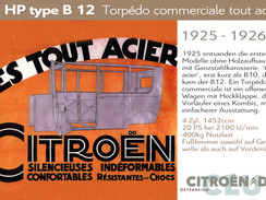 1925 - 1926 | 10HP type B12