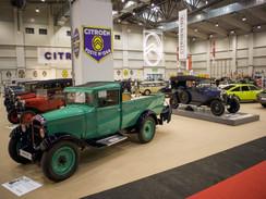 AC4 Camionette bachée 1930