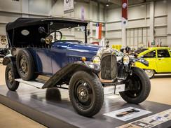 10HP Typ A 1921