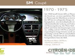 1970 - 1975 | SM - Coupé