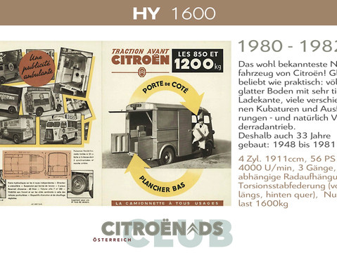 1980 - 1982   HY - Utilitaire
