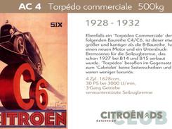 1928 - 1932 | AC4, (auch C4)