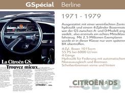 1971 - 1979 | GSpécial