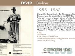 1956 - 1962 | DS19 - Berline