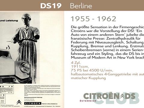 1956 - 1962   DS19 - Berline
