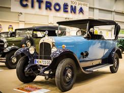 1925 | 10HP type B12 - Torpédo commercial tout acier 400kg