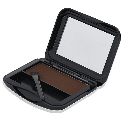 Dark Brown Eyebrow Powder