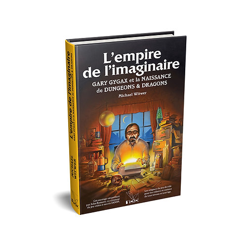 L'empire de l'imaginaire (Advanced)