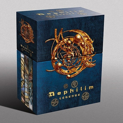 Nephilim Légende Intégrale Prestige