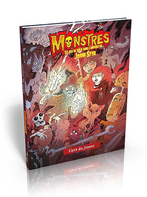 Monstres - Livre du joueur