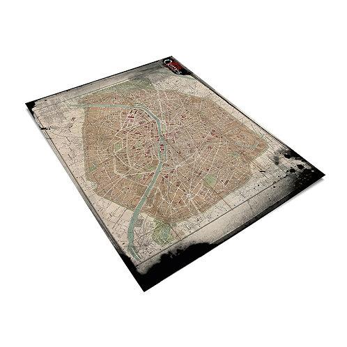 Carte de Paris (Crimes)