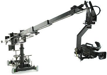 Technojib rentals NYC telescoping arms