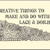 Ideas from the Web for vintage lace