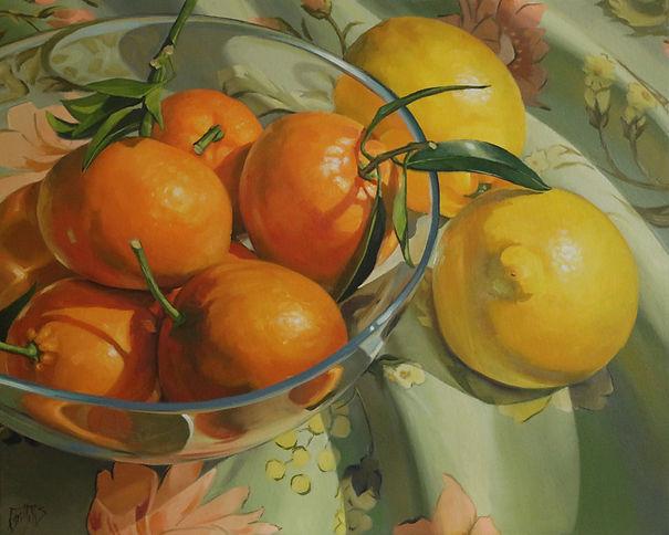 Mandarins and Lemons
