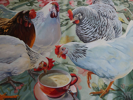 The Coffee Cluck