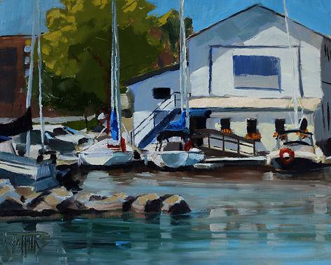 Oakville Marina