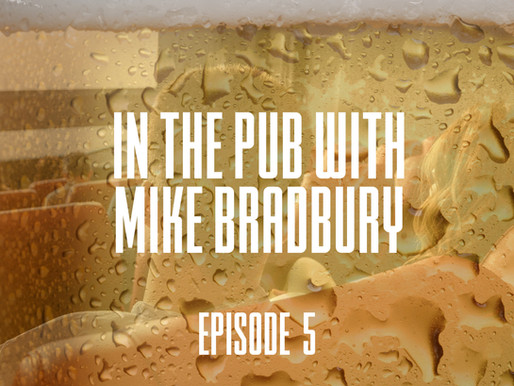 Andre Rieu Has Fantastic Hair - Episode 5 of In The Pub with Mike Bradbury Podcast out now!