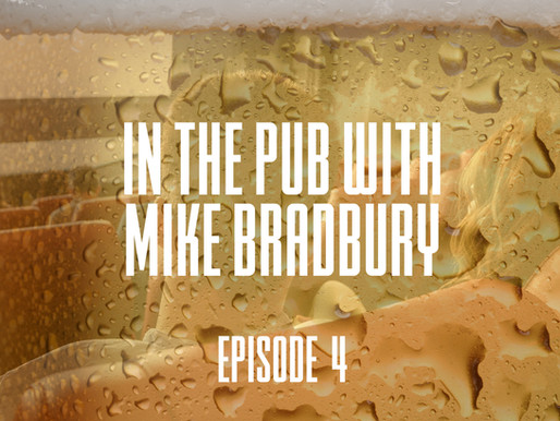 Frovens - Episode 4 of In The Pub with Mike Bradbury Podcast out now!