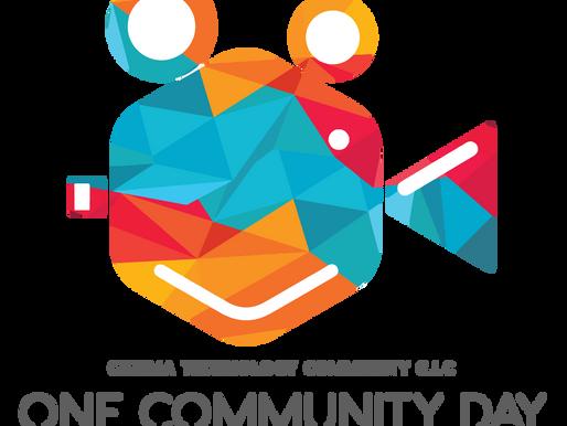One Community Day - 26th November 2020
