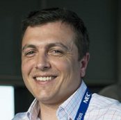 Simon Tandy (Lansat)