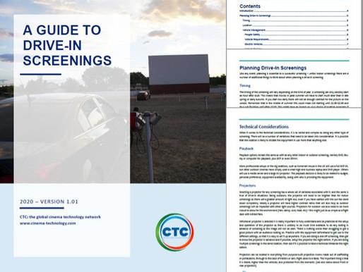 CTC Releases Drive-In Screenings Guide.