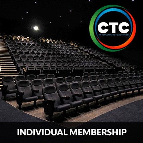 Individual Membership Renewal - 12 Months