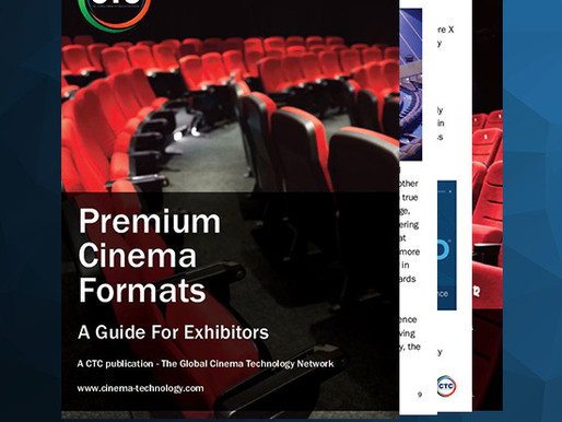 CTC Launches Premium Cinema Formats Guide
