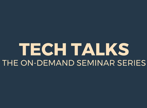 Tech Talks Seminars.