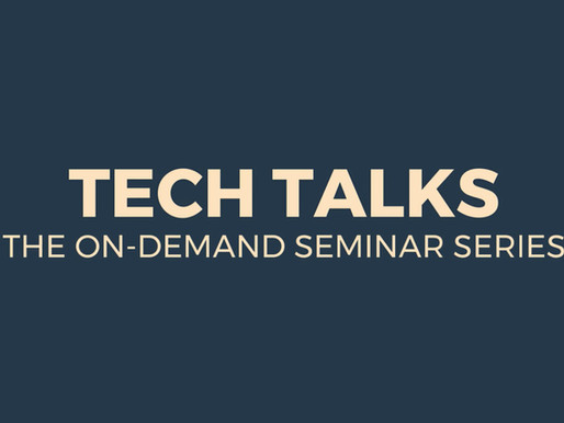 Tech Talks Seminars.