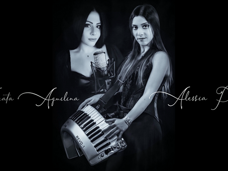 A Gothic Rock Tribute by Agata Aquilina ft. Alessia Priolo