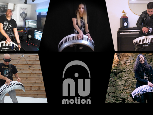 """NUmotion Artists Perform """"I Will Survive"""", as a Message of Hope for the Music Industry"""