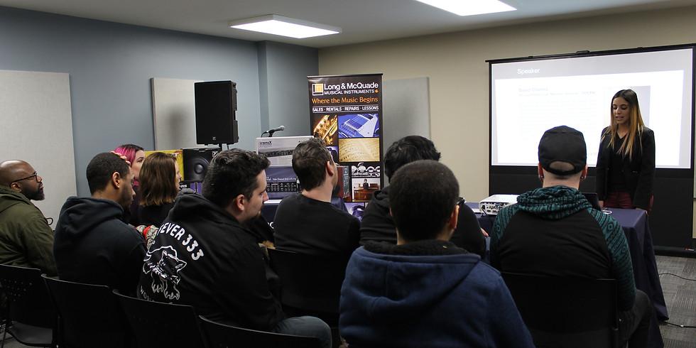 Rockalypse Music Workshops: How To Choose Your Digital Distributor