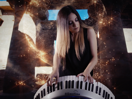 ALESSIA: Muse Tribute on REVO1 Curveboard