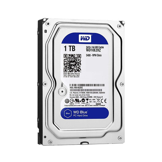 <SOLD> WD Blue 1 TB HDD (USED)