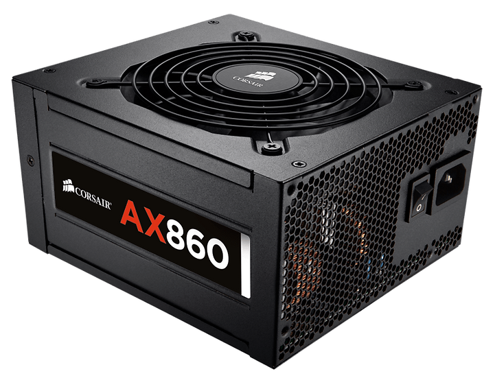 <SOLD> Corsair AX860 Power Supply Unit (USED)