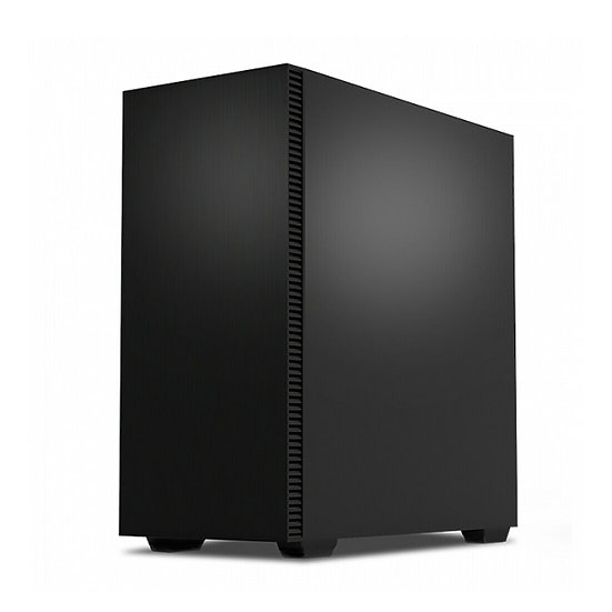 <SOLD> DAVEN Mid Tower GT101 Gaming Case (USED)